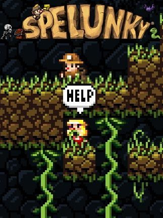 Spelunky (PS3)
