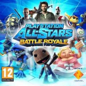 Playstation All Star Battle (PS3)
