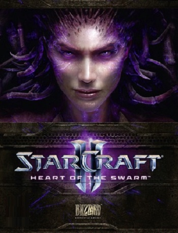 StarCraft II: Heart of the Swarm PC (Battle.net)