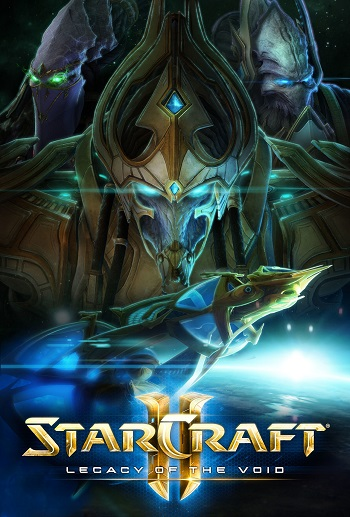 StarCraft II: Legacy of the Void PC (Battle.net)
