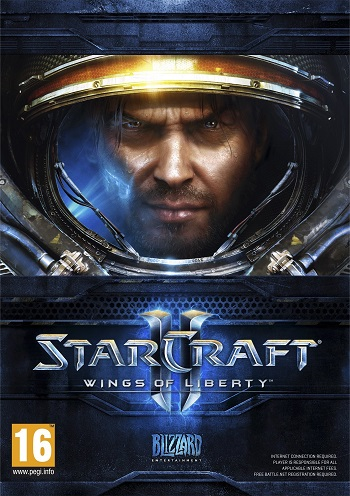 StarCraft II: Wings of Liberty PC (Battle.net)