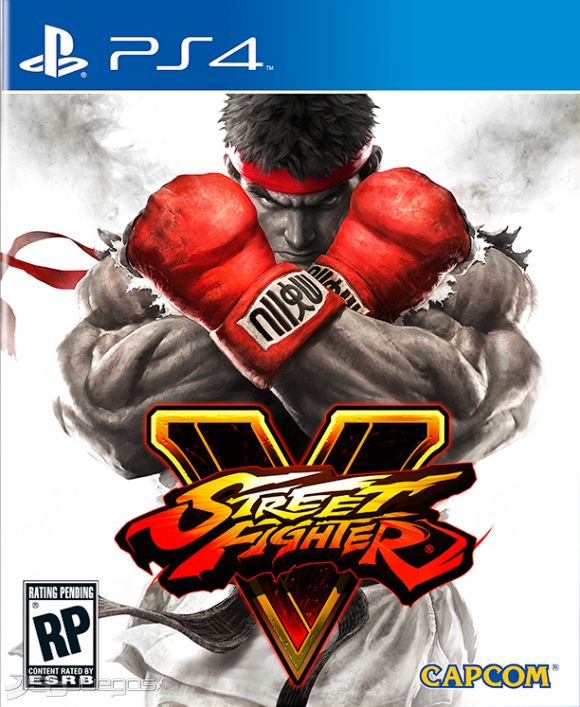 Street Fighter V Primaria (PS4)