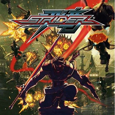 Strider (PS3)