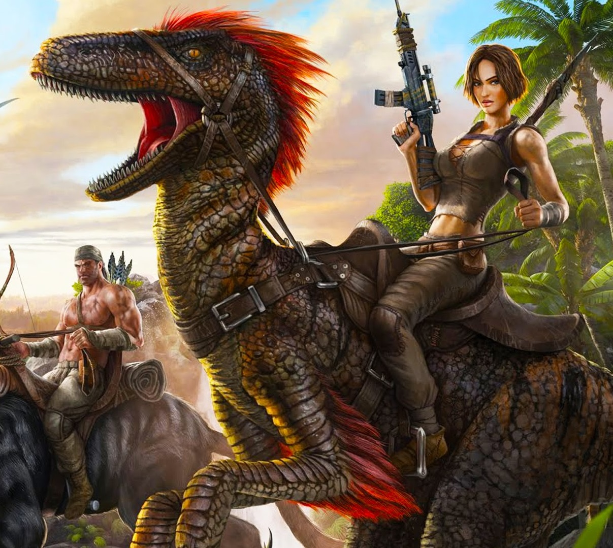 ARK: Survivor's Pack Secundaria PS4