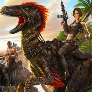ARK: Survivor's Pack Primaria PS4