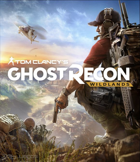 Tom Clancy's Ghost Recon Wildlands Primaria (PS4)