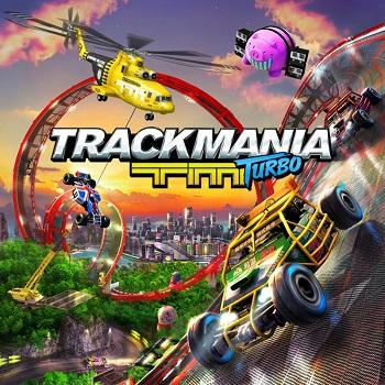 Trackmania Turbo Secundaria (PS4)