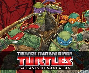 Teenage Mutant Ninja Turtles Primaria (PS4)