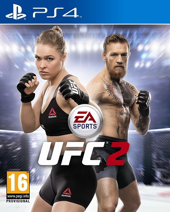 UFC 2 Secundaria (PS4)
