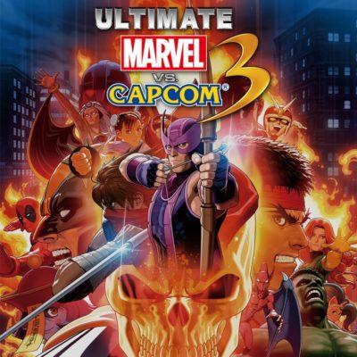 Ultimate Marvel vs. Capcom 3 Secundaria (PS4)