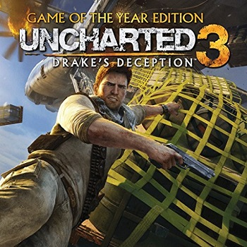 Uncharted 3: Drake's Deception GOTY (PS3)