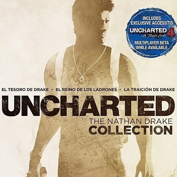 Uncharted Collection Secundaria (PS4)