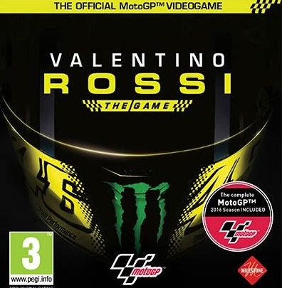 Valentino Rossi: The Game - Day 1 Edition Secundaria (PS4)