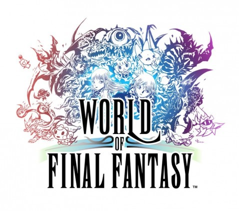 World of Final Fantasy Secundaria (PS4)