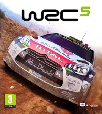 WRC 5: World Rally Championship PC (Steam)