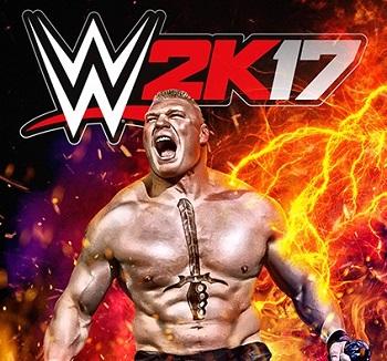 WWE 2K17 Primaria (PS4)