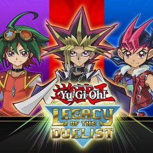 Yu-Gi-Oh! Legacy of the Duelist Secundaria (PS4)