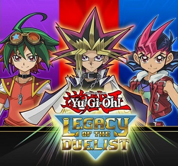 Yu-Gi-Oh! Legacy of the Duelist Primaria (PS4)