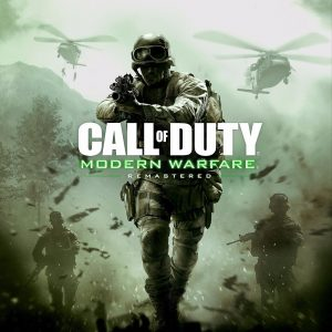 COD Modern Warfare Remastered Juegos Playstation 4