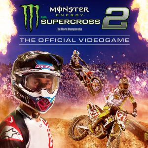 Monster Energy Supercross 2 Juegos Playstation4