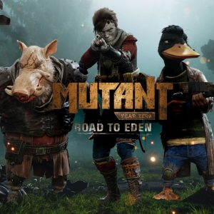 Mutant Year Zero Road to Eden Juegos Playstation4
