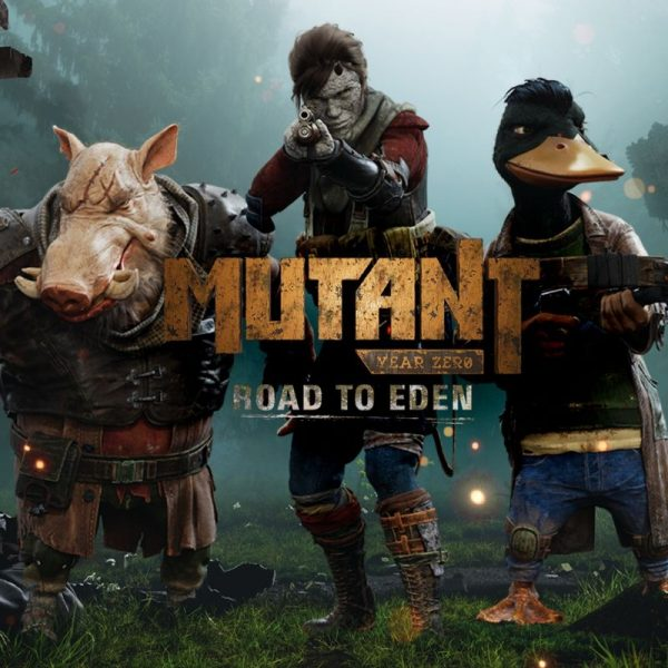 Mutant Year Zero Road to Eden Juegos Playstation4
