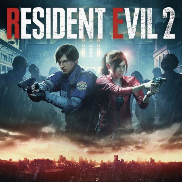 Resident Evil 2 Juegos Playstation4