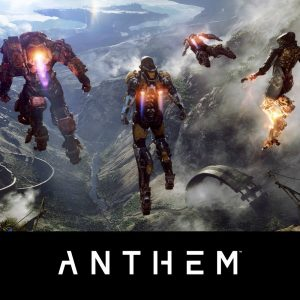 Anthem Juegos Playstation4
