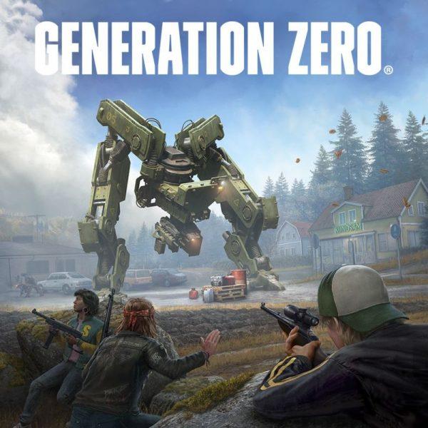 Generation Zero Juegos Playstation4