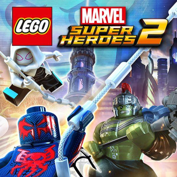 LEGO Marvel Super Heroes 2 Juegos Playstation4