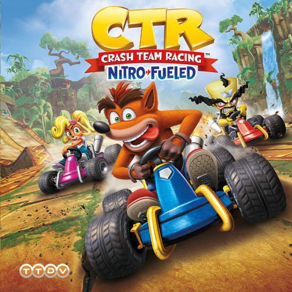 Crash Team Racing Nitro Fueled Juegos Palystation4