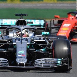 Formula1 2019 Juegos Playstation4
