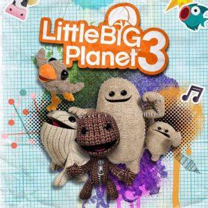 Little big Planet 3 Juegos Playstation4
