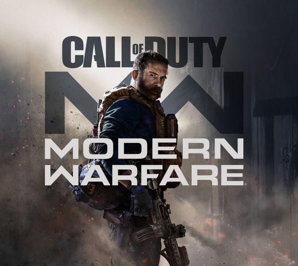 COD Modern Warfare Juegos Playstation 4
