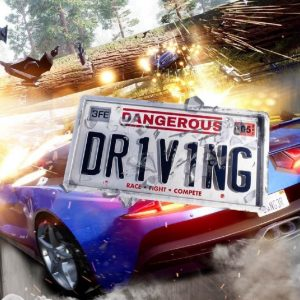 Dangerous Driving Juegos Playstation4