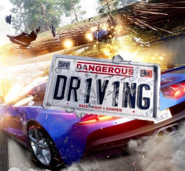 Dangerous Driving Juegos Playstation4
