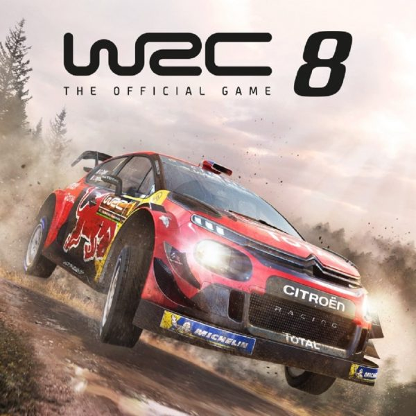 WRC 8 Juegos Playstation4
