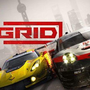 GRID Juegos Playstation4