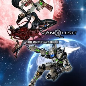 Bayonetta and Vanquish 10th Anniversary Juegos Playstation4
