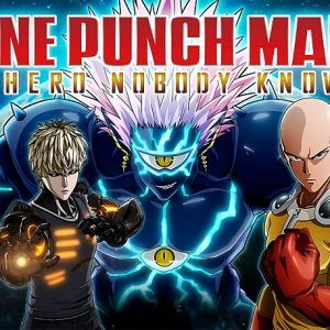 One Punch Man: A Hero Nobody Knows Juegos Playstation4