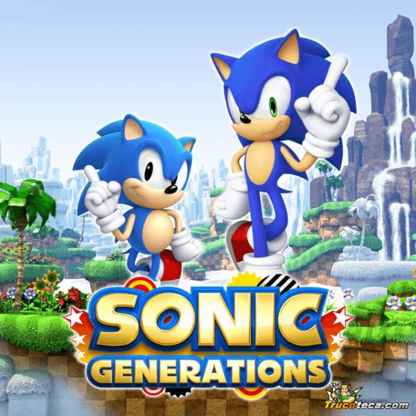 Sonic Generations Juegos Playstation3