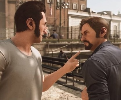 A Way Out Juegos PC