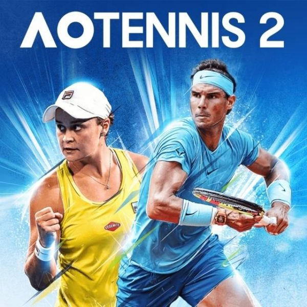 AO Tennis 2 Juegos Playstation4