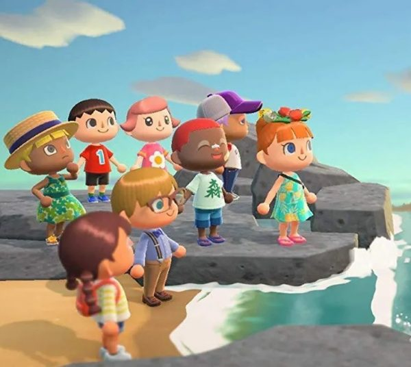 Animal Crossings New Horizons Juegos Nintendo Switch