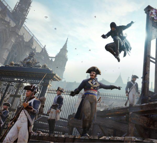 Assassin's Creed Unity Juegos XboxOne