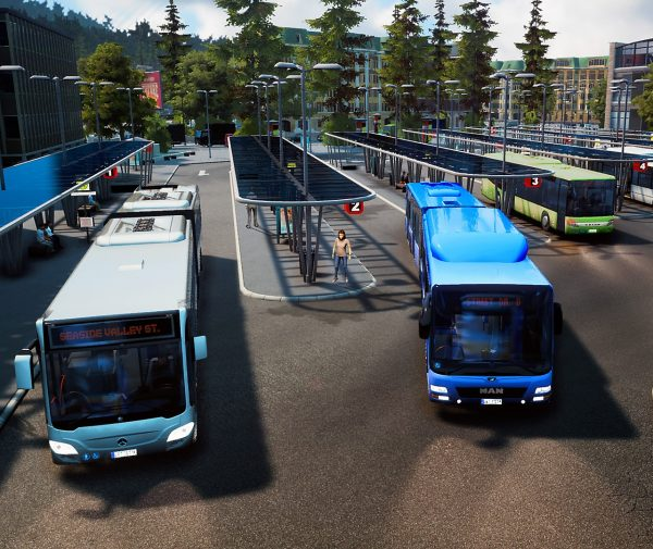 Bus Simulator Juegos Playstation4