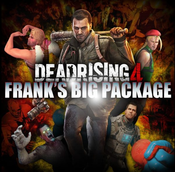 Dead Rising 4 Frank's Big Package Juegos Playstation4