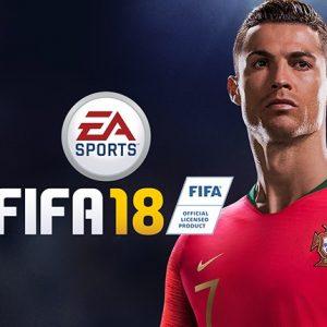 FIFA 18 Juegos Playstation4