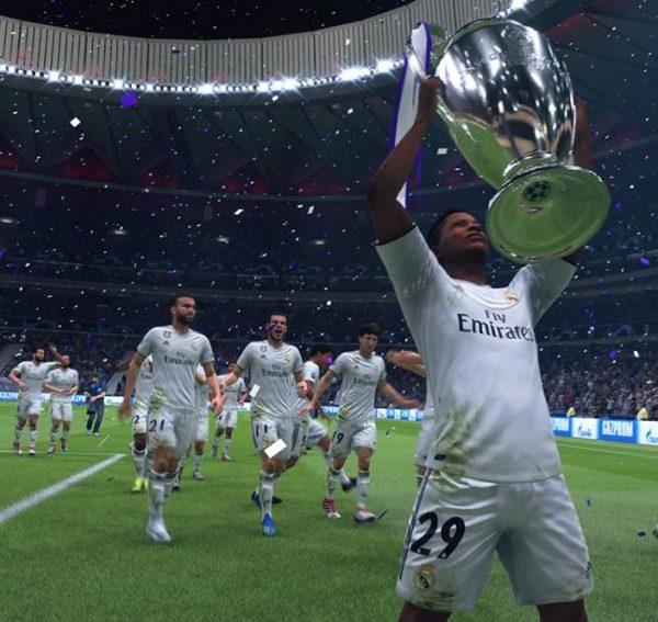FIFA 19 Juegos Nintendo Switch