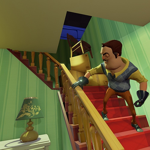 Hello Neighbor Juegos Playstation4